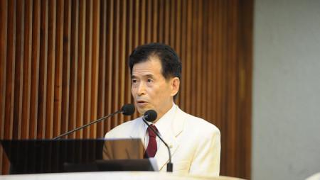 Tairiku Okada, é o mais novo Cidadão Honorário do Paraná